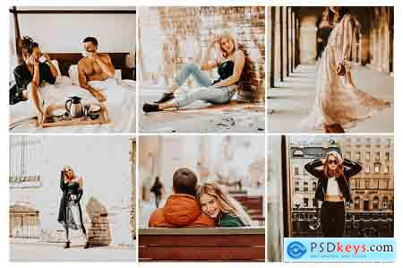 Creativemarket Kate Lightroom Presets