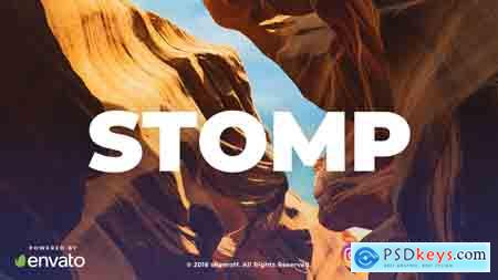 Videohive Dynamic Stomp Opener Free