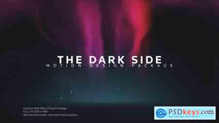 Videohive The Dark Side Titles Free
