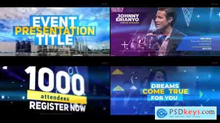 Videohive Event Promotion Free