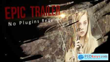 Videohive Epic Trailer Free