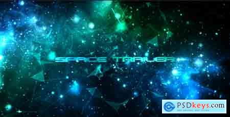 Videohive Space Trailer Free