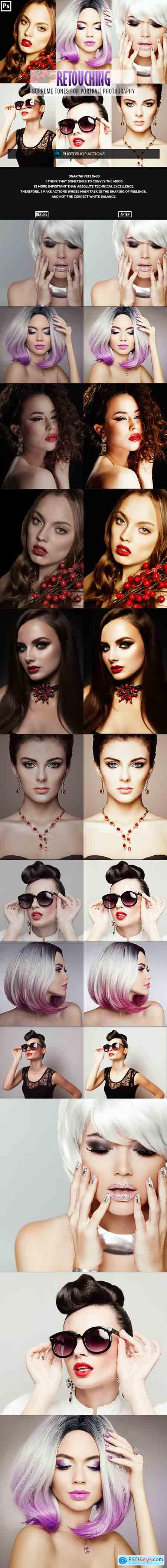 Retouching » Free Download Photoshop Vector Stock image Via
