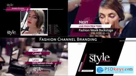 Videohive Broadcast Design - Fashion TV Channel Package Free