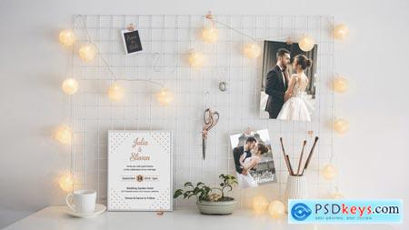 Videohive Wedding Invitation Template