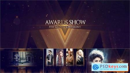 Videohive Awards show Free