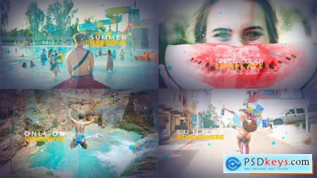 Videohive Summer Opener Free