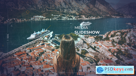 Videohive Media Slideshow Free