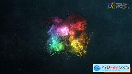 Videohive Particle Cloud Logo Reveal Free