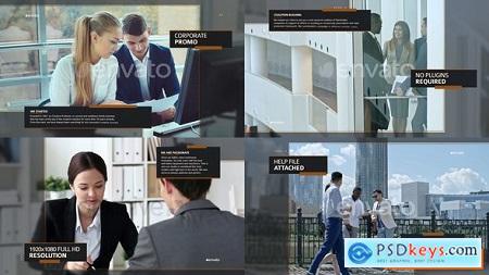 Videohive Minimal Corporate Promo Free