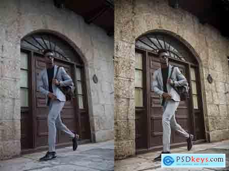 Creativemarket Yamen Portrait Presets