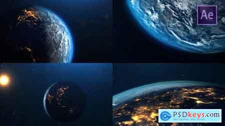 Videohive Planet Earth Free