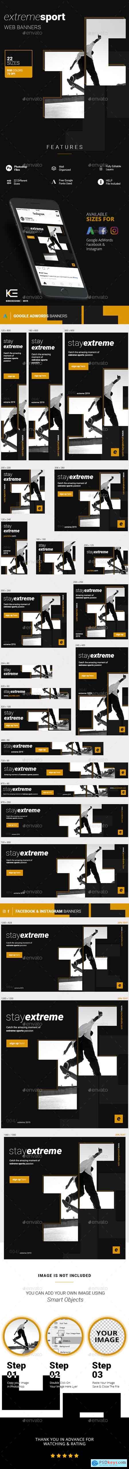 Graphicriver Sport Banners