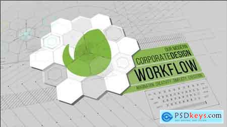 Videohive Corporate Workflow Free