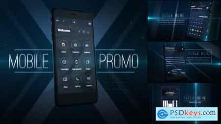 Videohive Mobile Application Promo Free