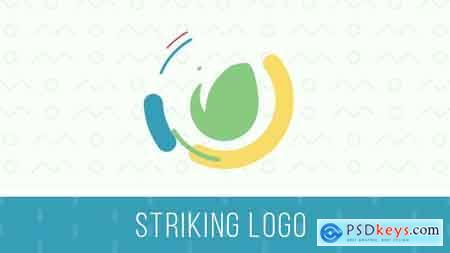 Videohive Striking Logo IntroFree