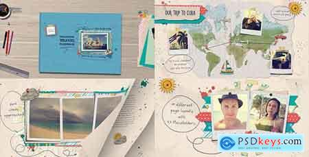 Videohive Travel Slideshow Free