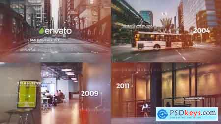 VideoHive Timeline Presentation Free