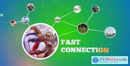 Videohive Fast Connection Intro Free