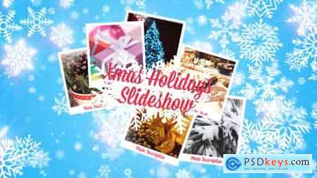 Videohive Xmas Holidays Slideshow Free