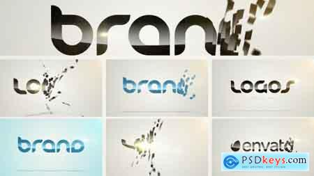 Videohive Clean Rotation Logo Free