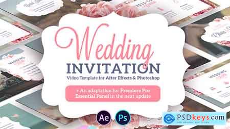 Videohive Wedding Invitation Free
