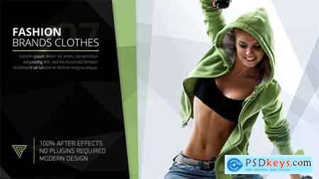 Videohive Fashion Showcase Free