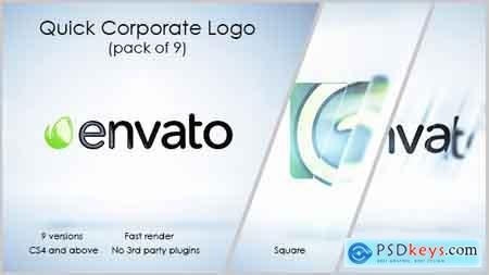Videohive Quick Corporate Logo Free