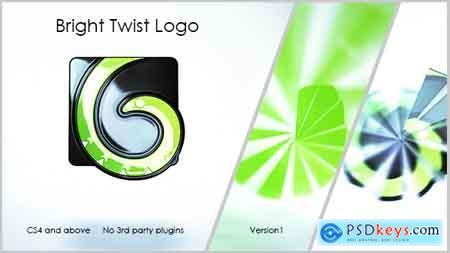 Videohive Bright Twist Logo Free
