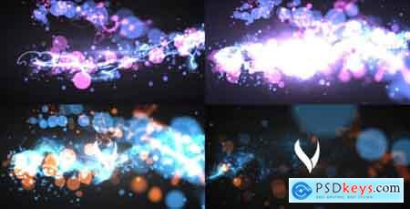Videohive Particles Energy Burst Logo Reveal Free