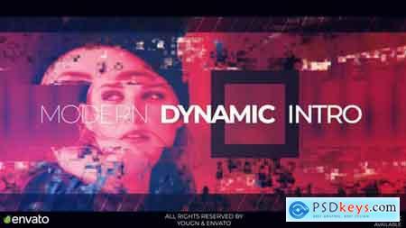 Videohive Modern Dynamic Intro Free