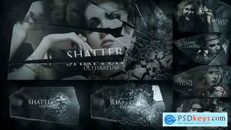 Videohive Shatter Ultimatum Free