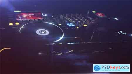 Videohive DJ Night Club Logos Free