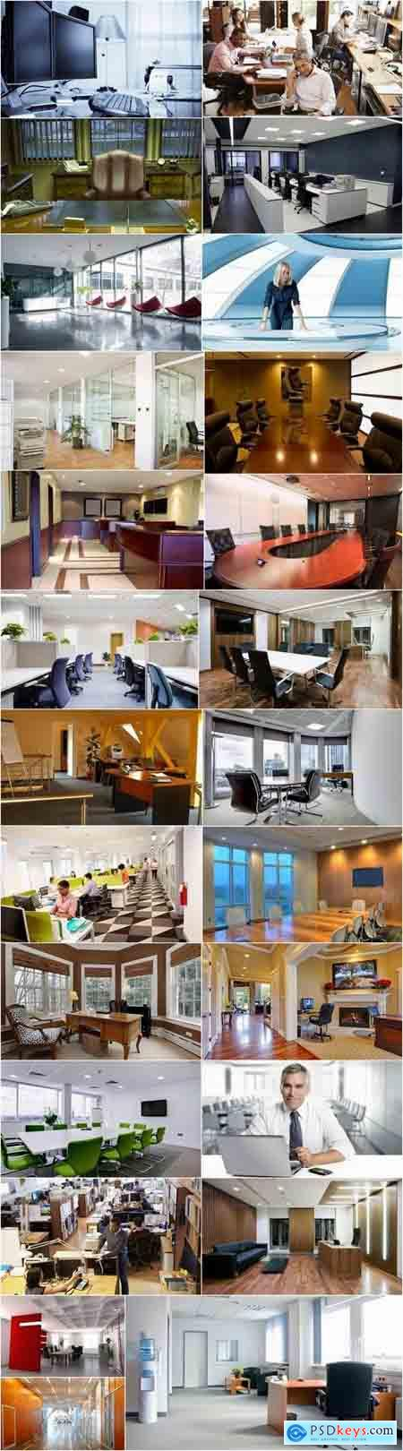 Office interior business company chair chair desk business center business firm 25 HQ Jpeg