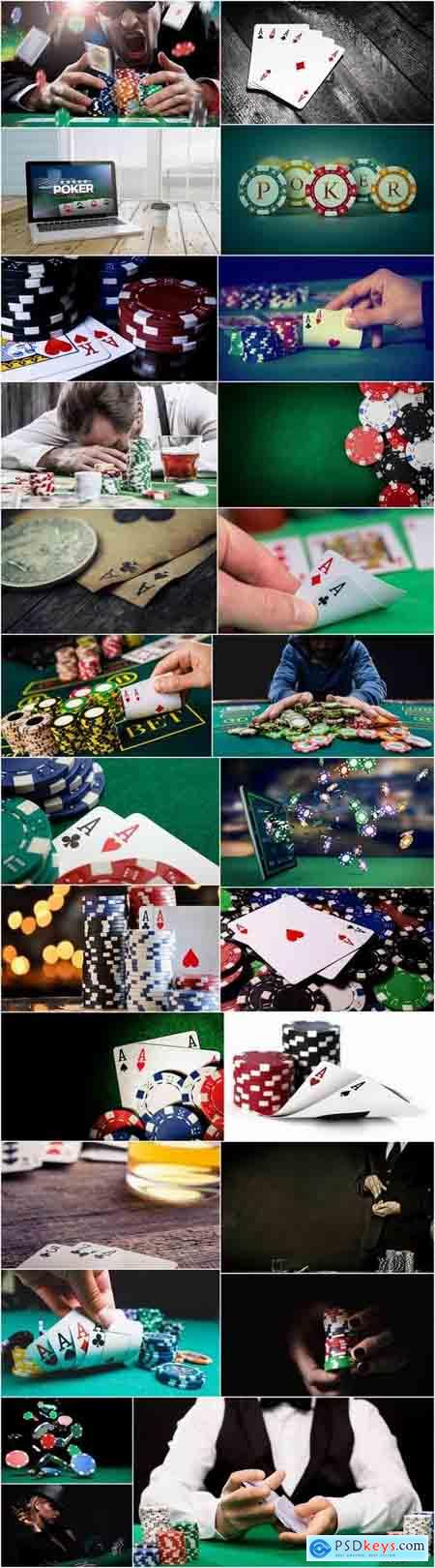 Playing cards poker royal flush payoff rate table games 25 HQ Jpeg