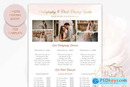 Creativemarket PSD Photography Pricing Guide 7