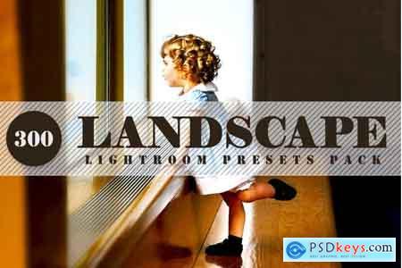 Thehungryjpeg Landscape Lightroom Presets