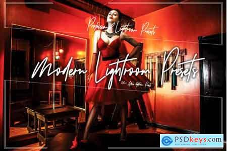 Thehungryjpeg Modern Lightroom Presets