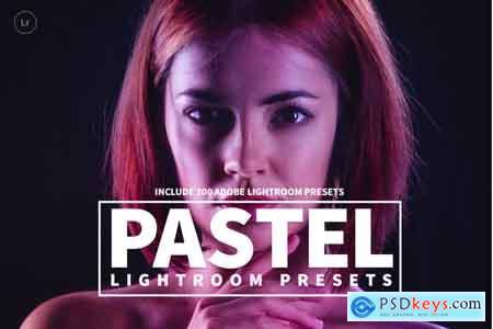 Thehungryjpeg Pastel Lightroom Presets