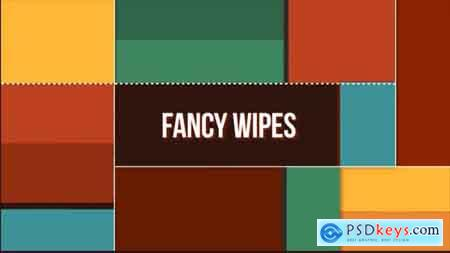 VideoHive Fancy Wipes Extreme Show Package Free