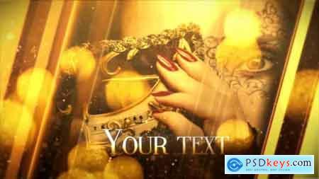 VideoHive Golden Illusion (GoldSilver Showcase) Free