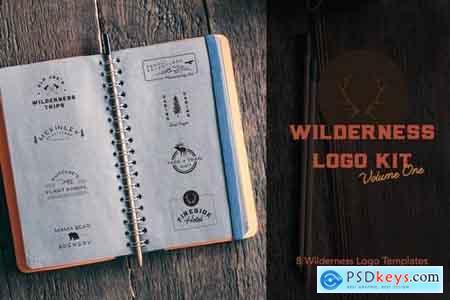 Wilderness Logo Kit Volume 1
