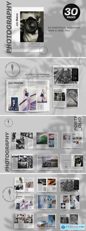 Photography Portfolio Magazine