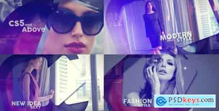 Videohive Glass Fashion Opener Free