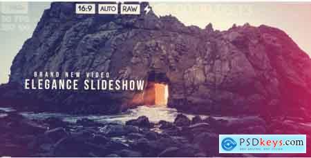 Videohive Elegance Slideshow Free