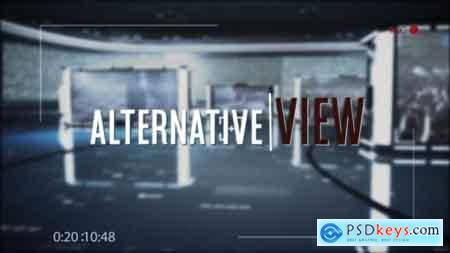 VideoHive The Alternative View (Documentary Broadcast) Free