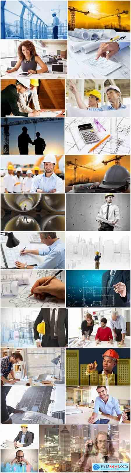 Architect construction superintendent builder master 25 HQ Jpeg