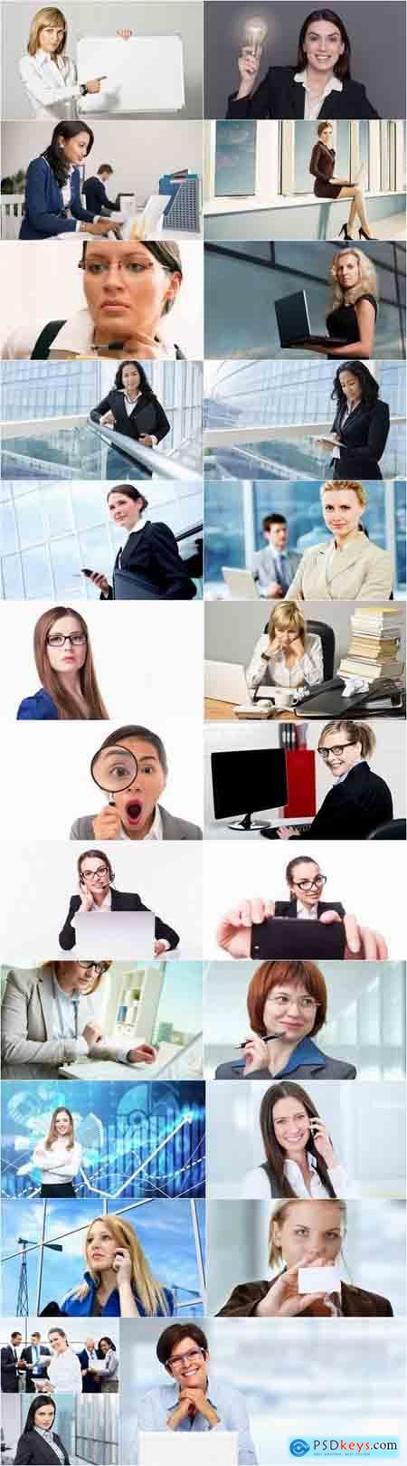 Business woman female girl business suit laptop 25 HQ Jpeg