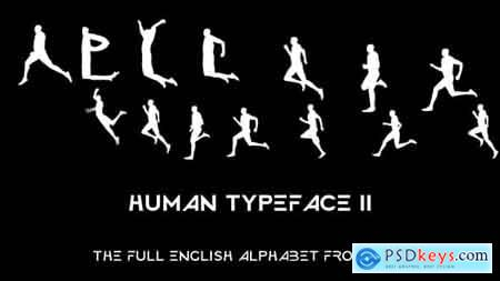 Videohive Human Typeface II Free
