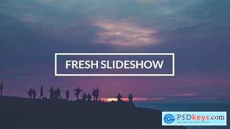 Videohive Fresh Slideshow Free